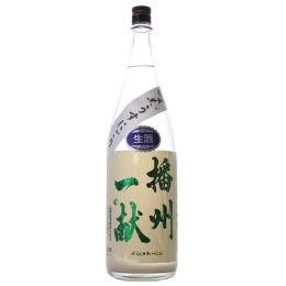 播州一献 夏生 純米吟醸 うすにごり(日本酒)